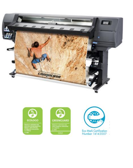 Nouvelle imprimante de PCG- La HP Latex 335