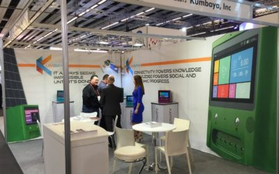 The Ecological booth: an original and eco-friendly design for a successful trade show