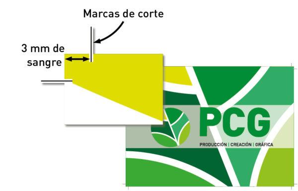 Sangres y Marcas de Corte - Consejos Diseño PCG Barcelona