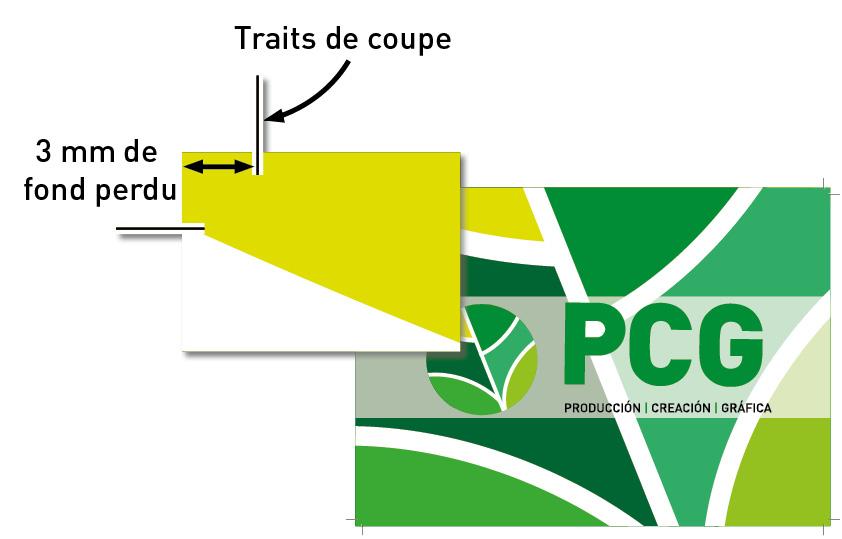 Fonds Perdus et Marques de Coupe - Conseils Design PCG Barcelona