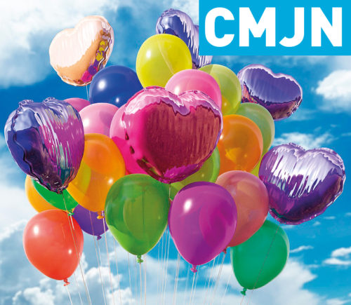 Exemple des couleurs en CMJN - PCG Bacelona