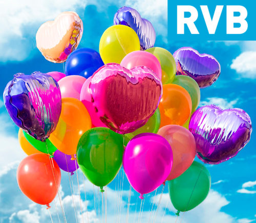 Exemple des couleurs en RVB - PCG Bacelona