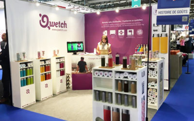 Prepare your stand for a Trade Show: Large Format, Furniture and Decoration