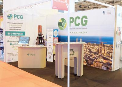 PCG Stand