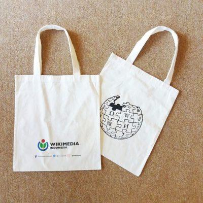 Outils de communication salons: Tote bag - PCG Barcelona