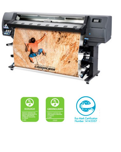 Impresora HP Latex 335 PCG