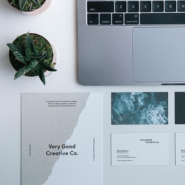 Productos de papelería corporativa - PCG Barcelona