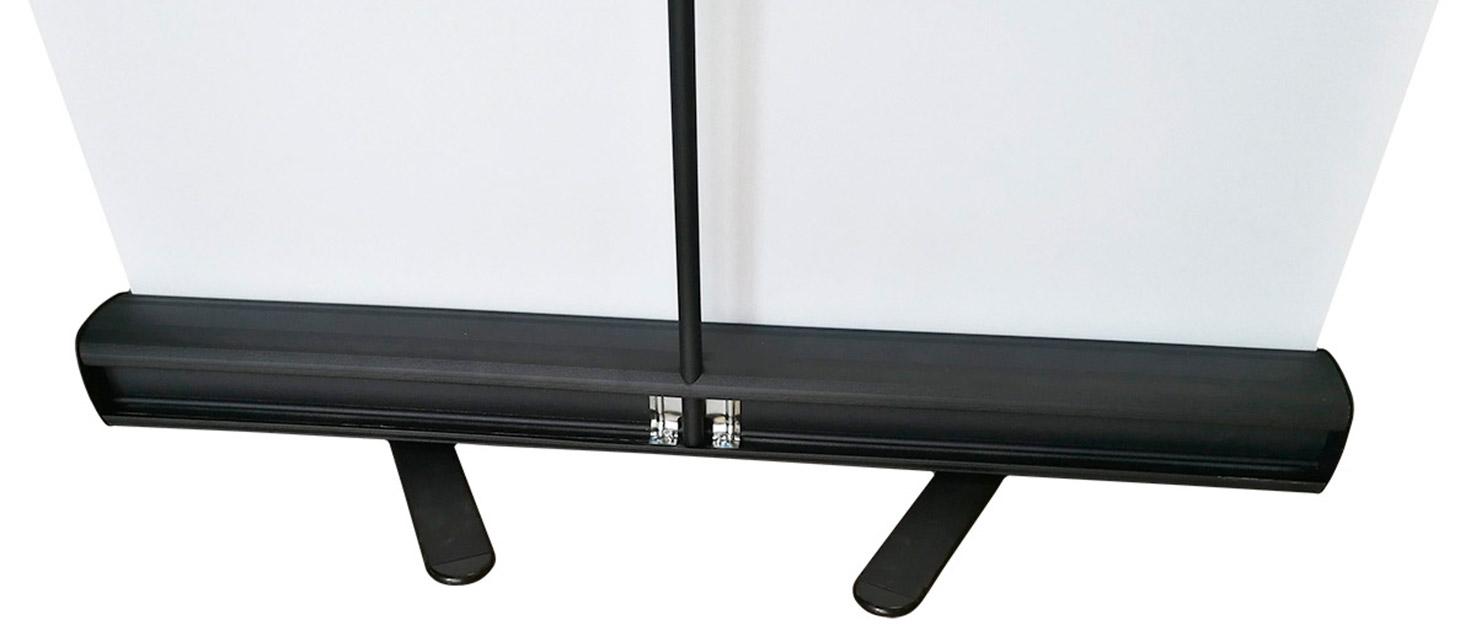 Patas Roll Up con Estructura Deluxe Negro - PCG Barcelona
