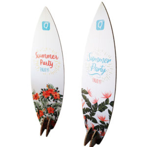 Cardboard Surfboards