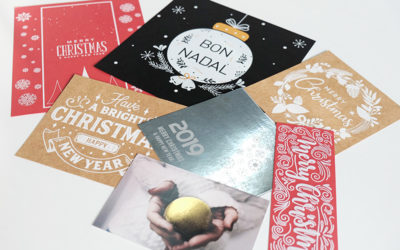 New: Christmas Postcards by PCG