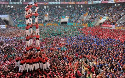 The Castellers: The importance of teamwork