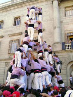 Castellers | PCG Barcelona