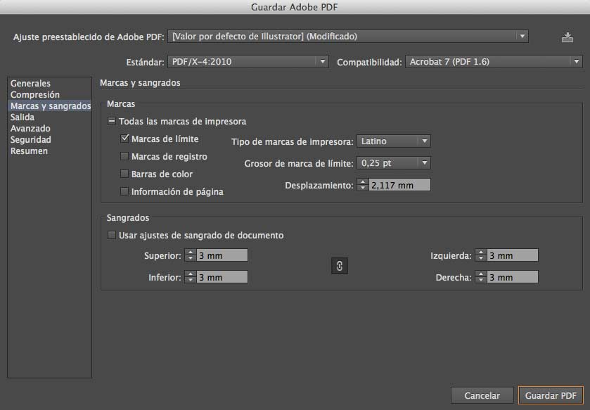 Guardar Adobe PDF| PCG Barcelona