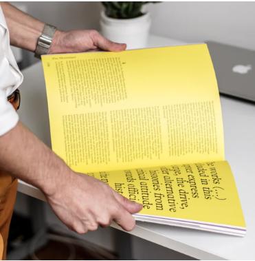 ¿Qué es un catálogo impreso? - PCG Barcelona
