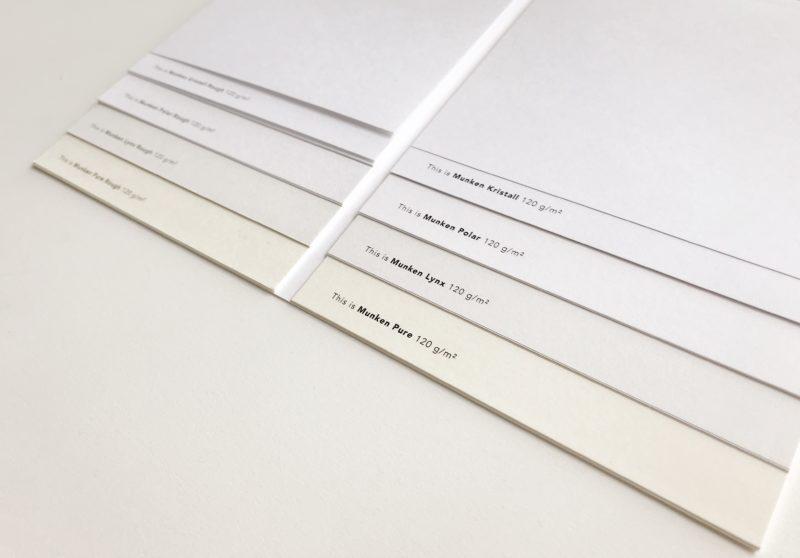 Papel de impresión ecológico - PCG Barcelona