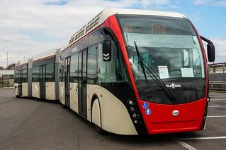 Propuestas para una Barcelona menos contaminada: hybrid electric bus - PCG Barcelona