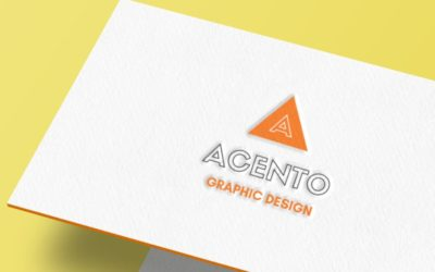 Letterpress and painted edges, the perfect mix to enhance your business cards